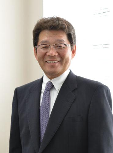 代表取締役社長 前田 建樹